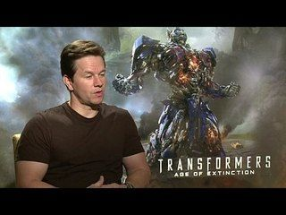 Transformers: Age of Extinction: Mark Wahlberg Junket Interview --  -- http://www.movieweb.com/movie/transformers-age-of-extinction/mark-wahlberg-junket-interview