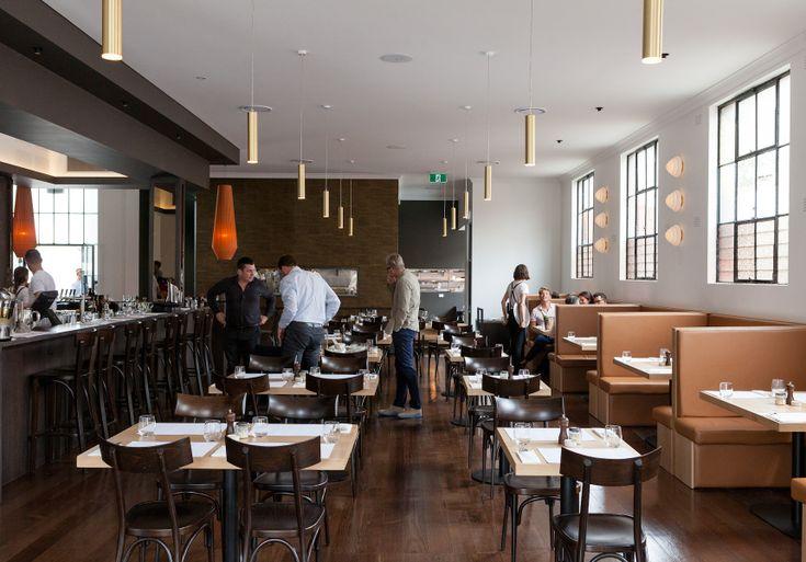 Cafe Brass - Broadsheet