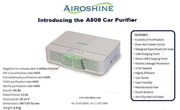 Airoshine A808