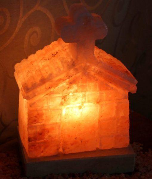 church crafted salt lamp - Himalayan salt  factory