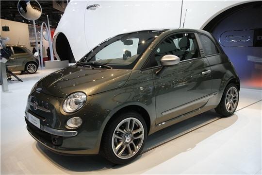 """Fiat 500 """"Diesel"""" 60mpg"""
