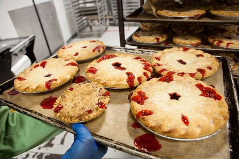 Tart Cherry Pie Recipe from Achatz Handmade Pie Company - Bon Appétit