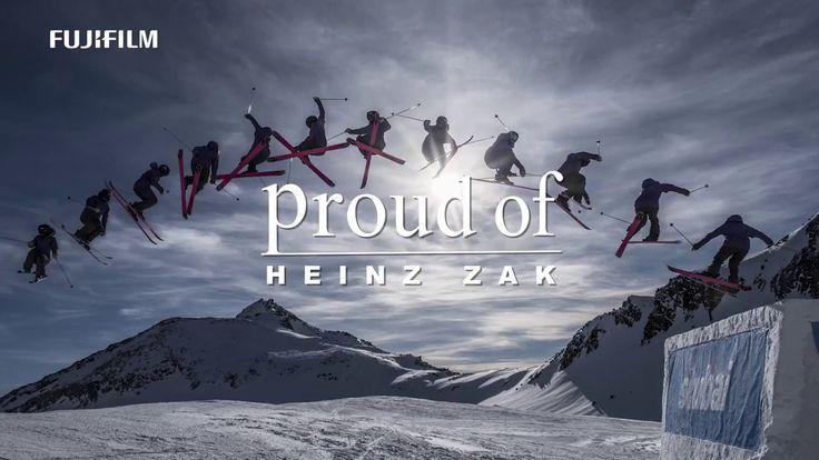 FUJIFILM X-H1: Winter sports athletes in Austria