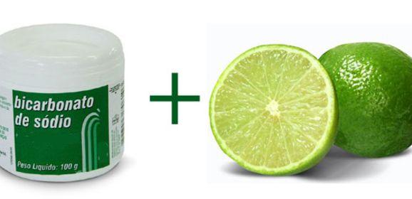 PARA FERRUGEM = BICARBONATO DE SÓDIO + SUCO DE LIMÃO Em uma tigela coloque o bicarbonato e acrescente o suco de limão aos poucos. Mexa lentamente até que se forme uma pasta espumosa. Passe a mistura com um pincel, uma esponja ou palha de aço sobre a superfície enferrujada e deixe agir por alguns minutos. Limpe a superfície c/papel toalha. Repita qtas vezes necessárias p/ obter um melhor resultado