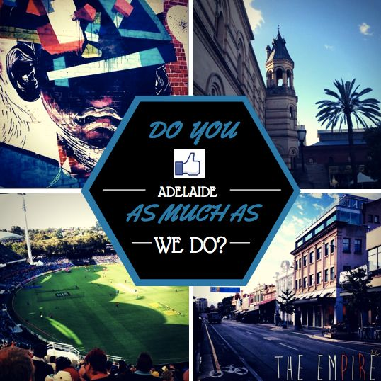 Adelaide, Australia.   #wearelocalADL #empirepr #southaustralia #adelaide #australia
