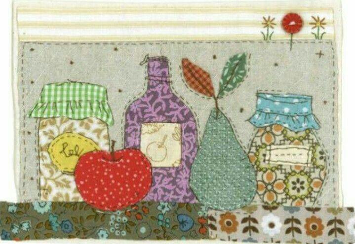 Sharon Blackman textiles