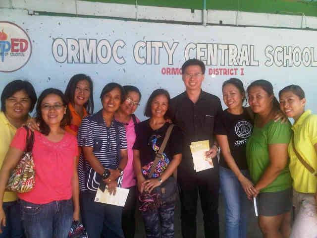 A visit to Ormoc, a province in the Philippines hit by Typhoon Yolanda