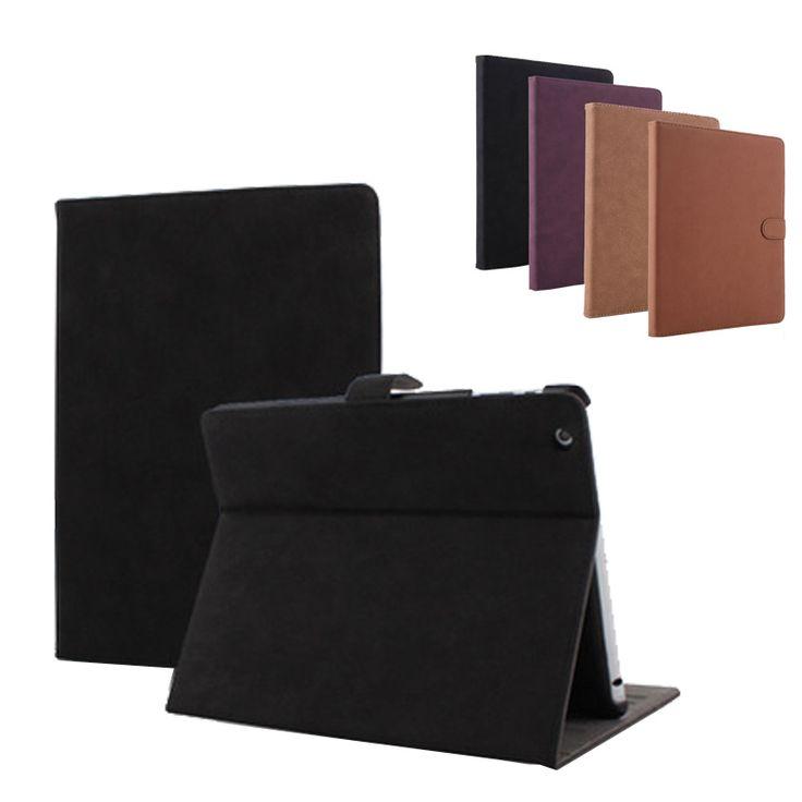 """Case for iPad mini 1 2 3 Classic Fashion Color Matte PU Leather+Ultra Slim PC Back Cover Smart Case for funda iPad mini 4 7.9"""" #Affiliate"""