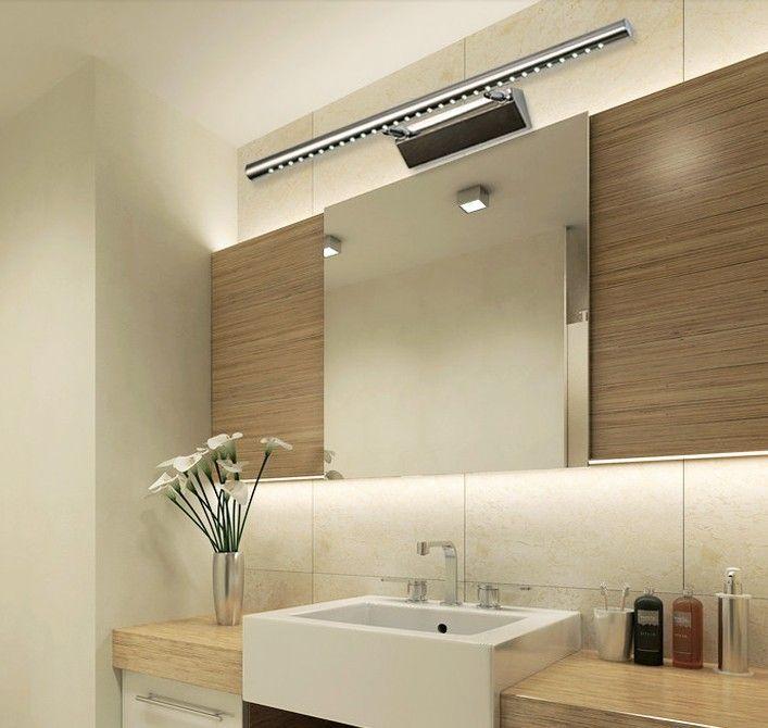 Tamanho De Espelho Banheiro : Melhores ideias sobre espelho com luz no
