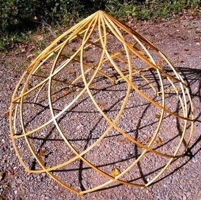 Bamboo Zome Structure