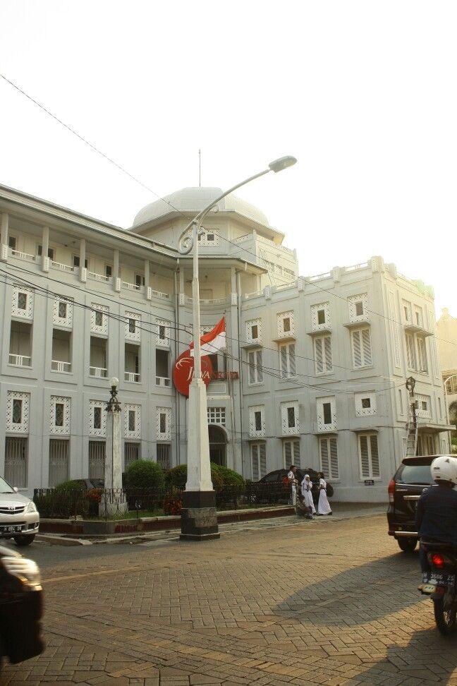 Area Kota Lama Semarang