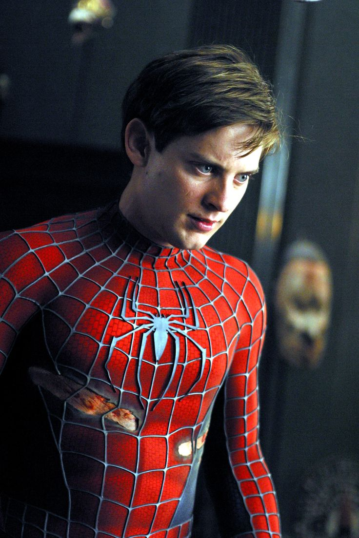 """""""With great power comes great responsibility."""" This is my gift, my curse."""