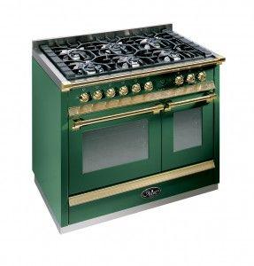 Kuchnie Steel - Ascot 100 A10SF-6