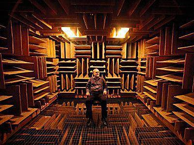 anechoic chamber - absorbs all sound. I want in so bad.