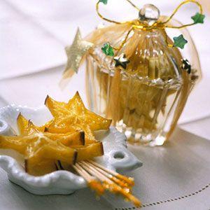 Pickled Starfruit (Carambola) Recipe
