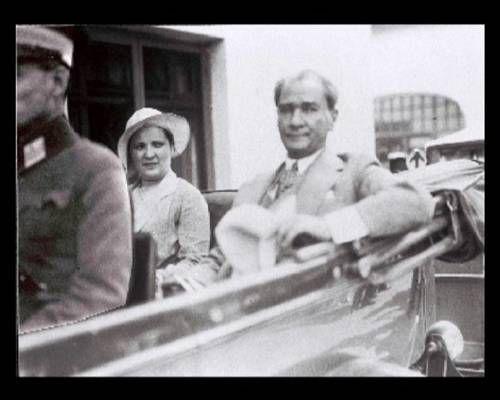 Atatürk'ün bilinmeyen fotoğrafları - 6