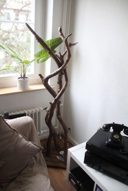 9 best Schwemmholz lampen images on Pinterest Natural light, Diy - lampen fürs wohnzimmer