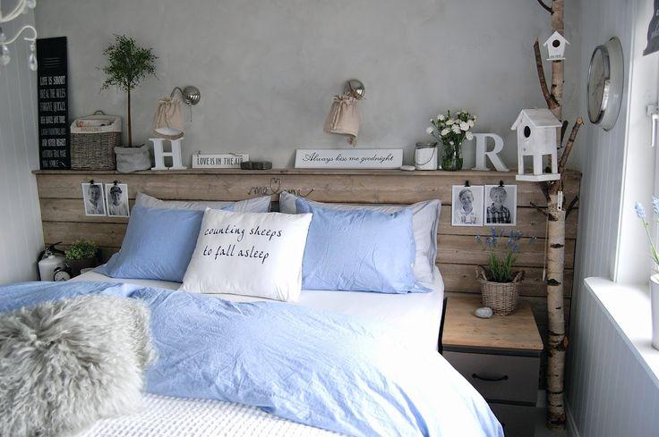 50 Schlafzimmer Ideen für Bett Kopfteil selber machen | Gemütliches ...