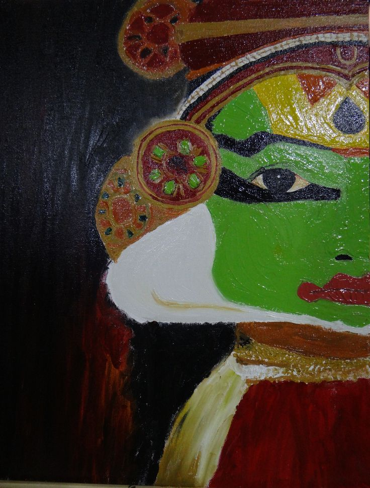 The Kathakali Man is the most beautiful of men. Because his body is his soul. His only instrument. From the age of three it has been planed and polished, pared down, harnessed wholly to the task of storytelling. He has magic in him, this man within the painted mask and swirling skins. ~ The God of Small Things