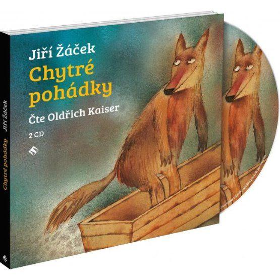 Chytré pohádky - audiokniha na CD