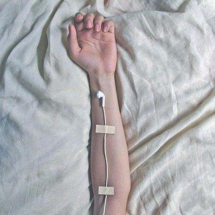 Música percorre minhas veias