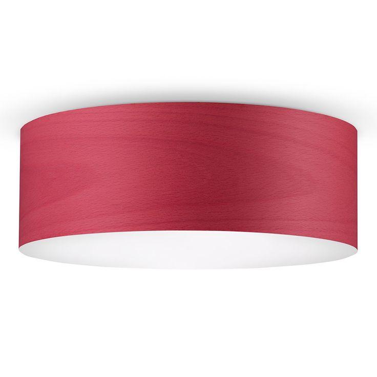 EEK A+, LED-Deckenleuchte Veneli - 1-flammig - 30 - Esche Rot, Elobra Jetzt bestellen unter: https://moebel.ladendirekt.de/lampen/deckenleuchten/deckenlampen/?uid=08863c4c-8ebe-574f-919b-858f131f0fb0&utm_source=pinterest&utm_medium=pin&utm_campaign=boards #deckenleuchten #lampen #innenleuchten #elobra #deckenlampen
