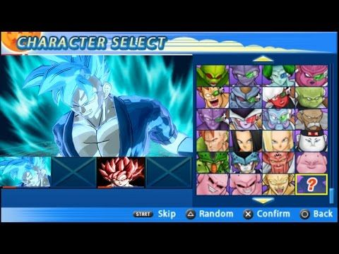 Teen Gohan SSJ Blue VS Evil Goku SSJ RED Fight | DBZ Tenkaichi Tag Team ...