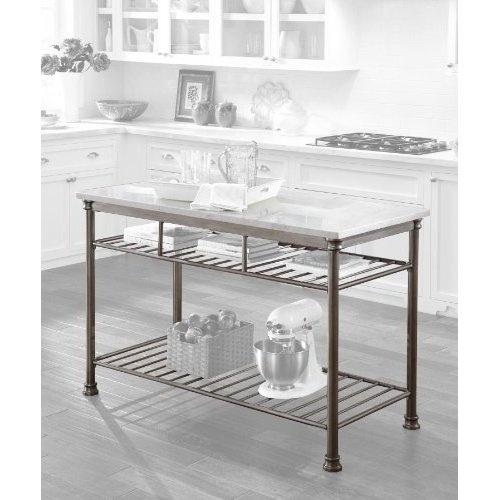 Amazon.com: Home Styles 5060-94 Orleans Kitchen Island ...