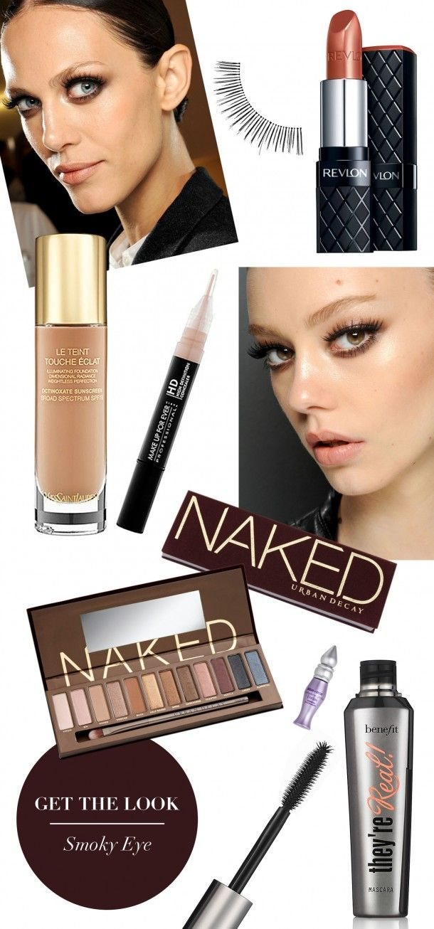 Get The Look: Smoky Eye (from Gucci Spring '13)