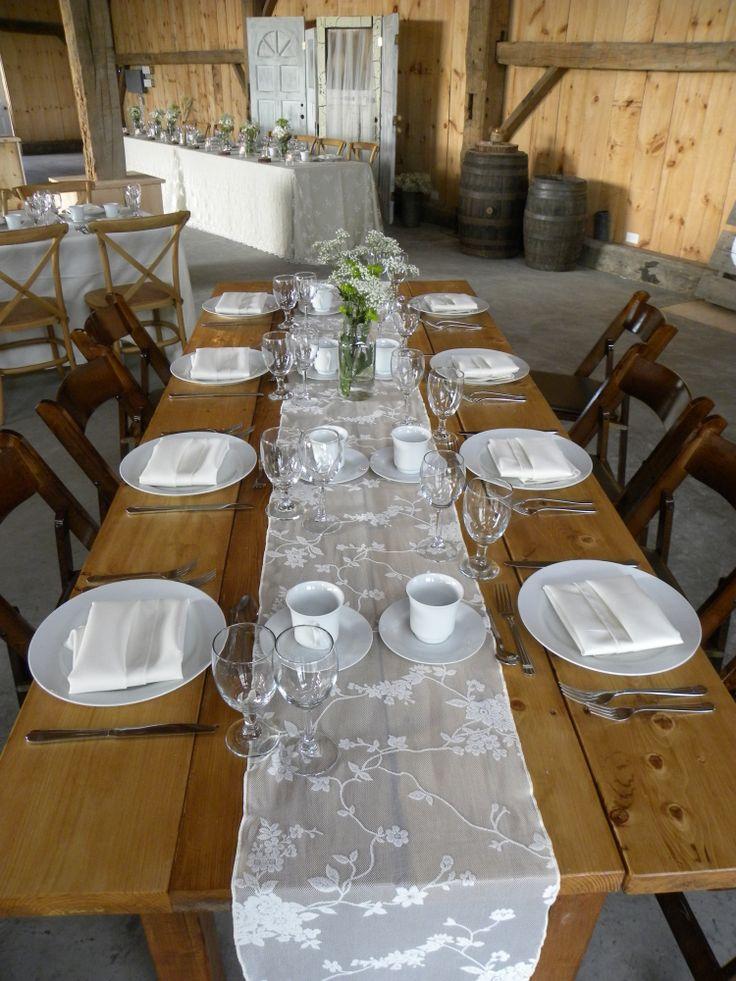 True Harvest table