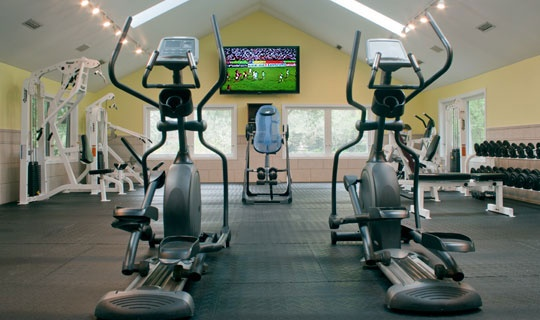 Our new fitness facility is now open for guest use.