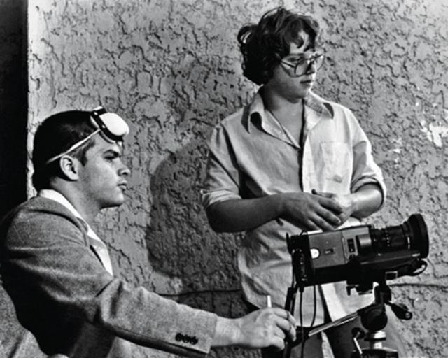 Guillermo del Toro and his teenaged Super 8 days. v/ DGA Quarterly/@DeepFriedMovies pic.twitter.com/U0LWF4DgDi