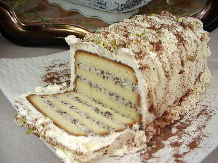 Cassata Cake ( Sicilian Ricotta Cheesecake)