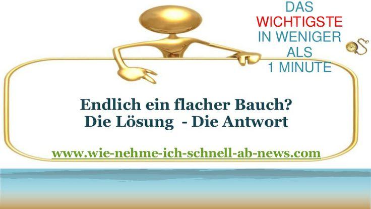 flacher-bauch-28667449 by Christian Taverner via Slideshare