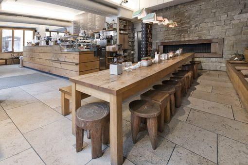 Das Voglhaus, Café und Lädchen