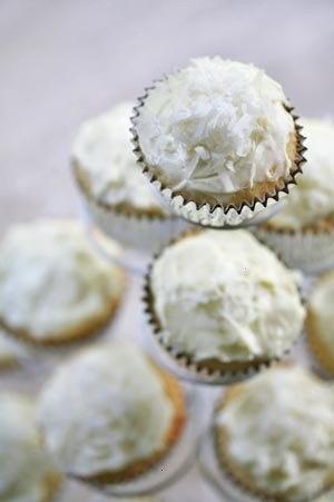 Coconut Cupcakes! | BAKING! | Pinterest