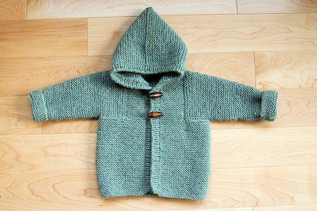 FreshMD's EZ Tomten Jacket - Baby. 0-6 months