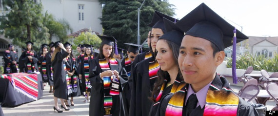 As the largest minority population in the country, Latinos college graduation rates will play a key role in the nation's quest to become the world leader in college completion by 2020.