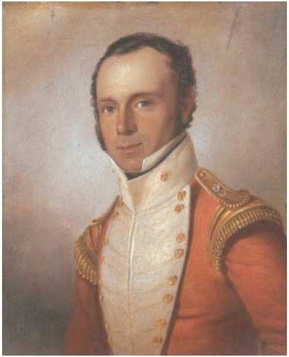 THOMAS VALENTINE BLOMFIELD 1848 Collarnatong
