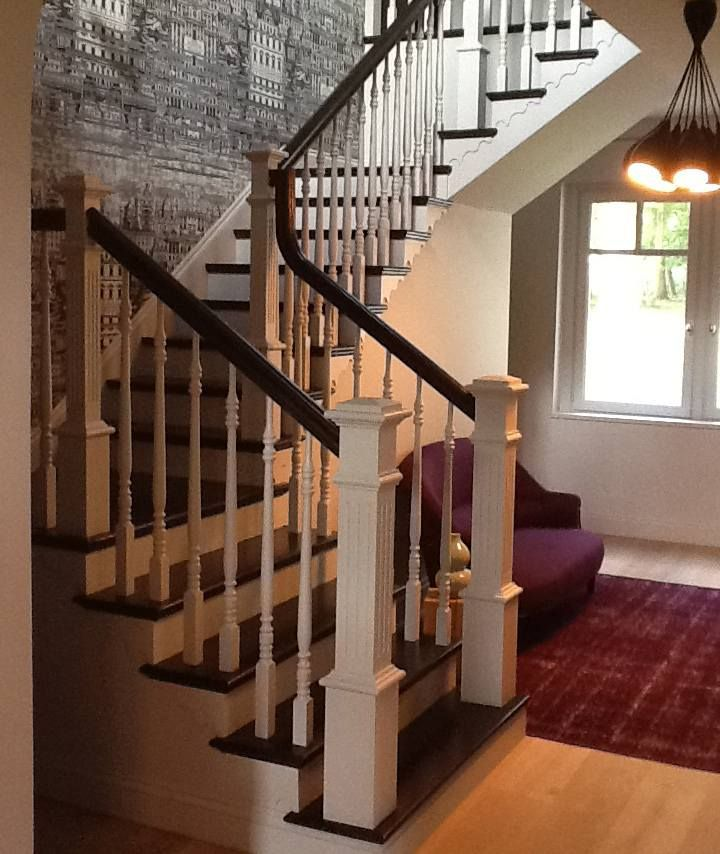 Beautiful Interior Staircase Ideas And Newel Post Designs: 1000+ Images About Staircases On Pinterest