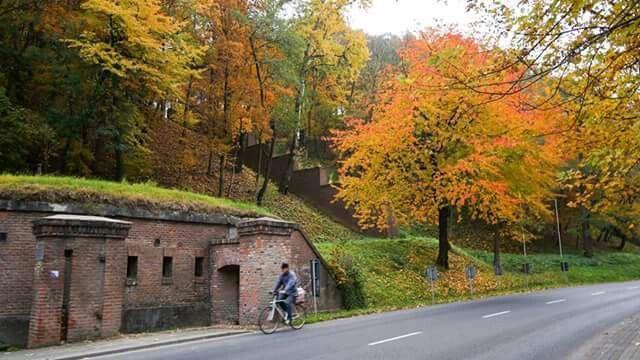 Przemyśl Poland stare austryjackie fortyfikacje!!!