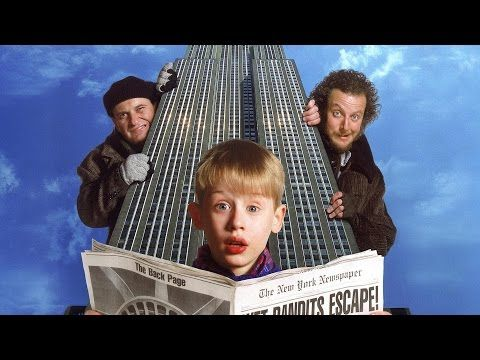 Home Alone 2 - Lost in New York [HD] - Comedy Movies Full Movie English Hollywood - YouTube