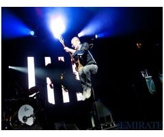 Sting Front PIT Concert Tickets for Sale in Dubai