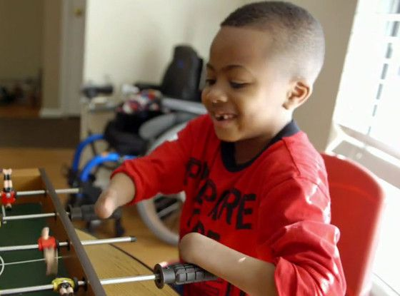 Brave 8-Year-Old Boy Becomes Pioneer In Transplant Surgery