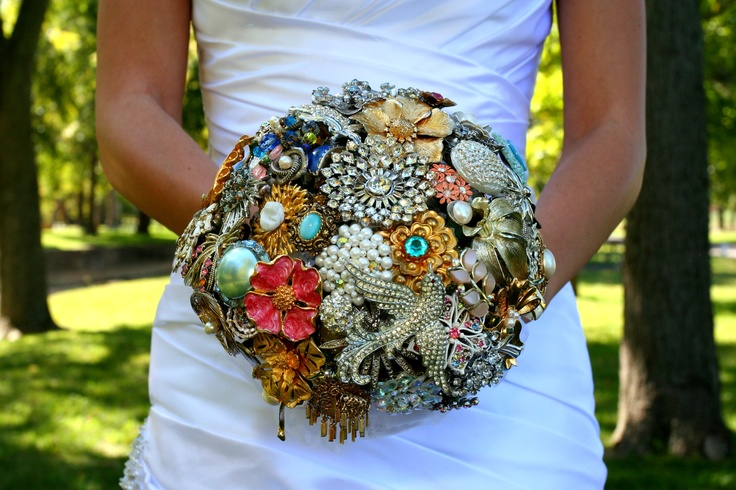 The craftsmanship and attention that goes into the design process creates an alternative bouquet  choice for the bride to be on her wedding day.
