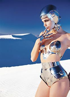 Fashion's Most Wanted: The amazing Thierry Mugler