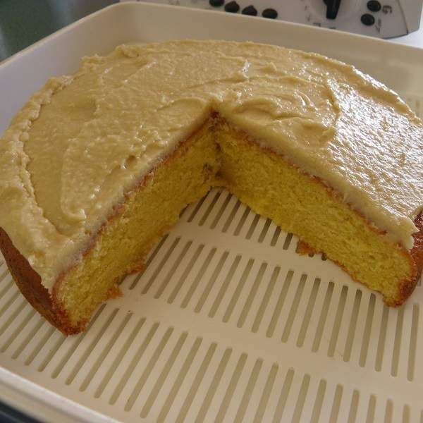 Recipe Moist Orange Cake by nicky parsons - Recipe of category Baking - sweet