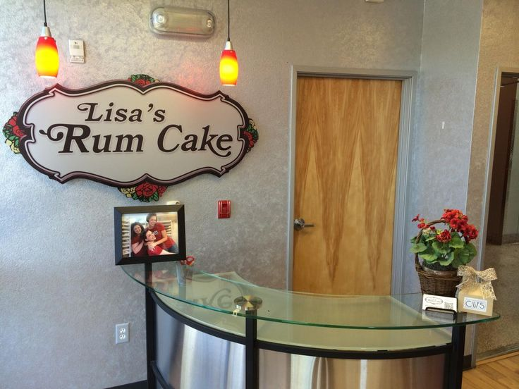Slice Of Cake Lisa Rum Cake