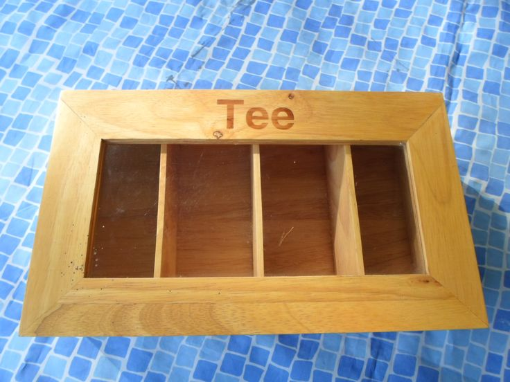 26 best Teabox images on Pinterest Decoupage box, Tea box and - shabby chic vorher nachher
