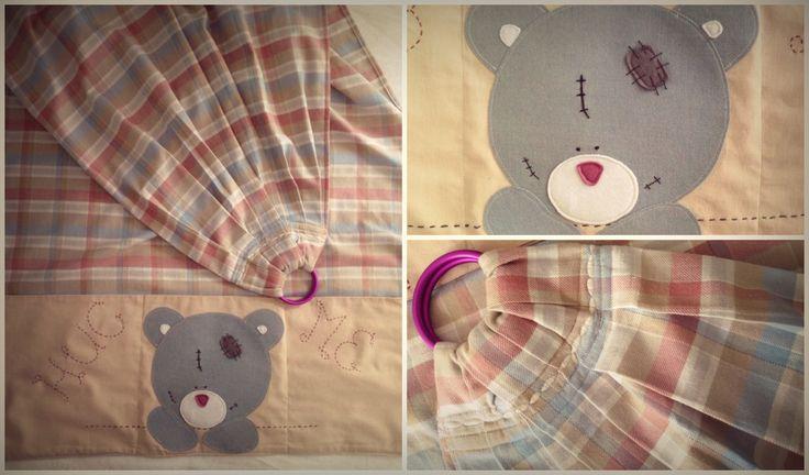 handmade ring sling